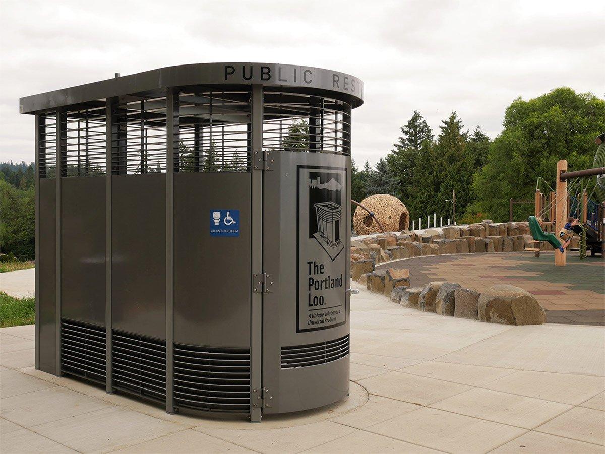 Portland Loo park 2