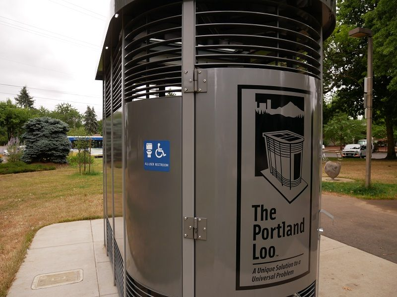 Portland Loo in the park-cm