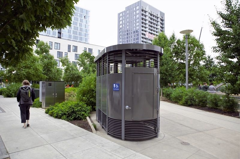 The Portland Loo Versus Other City Toilets