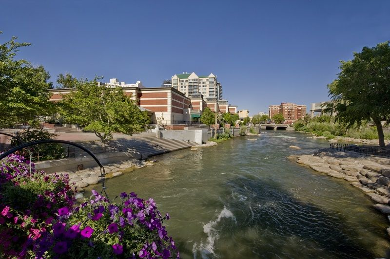 Public restrooms to be placed along Truckee River this summer